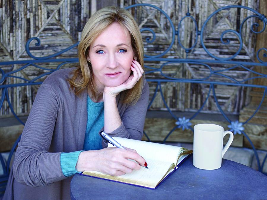 manoscritto segreto di J.K Rowling