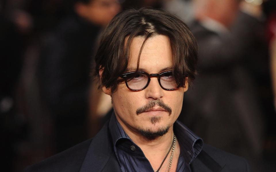 Johnny Depp True Crime Addict