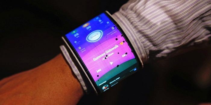 Lenovo nuovo smartphone flessibile