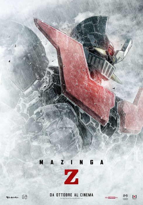 mazinga z the movie