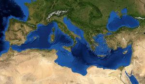 Allarme Mediterraneo: evapora in fretta e la salinità è da record