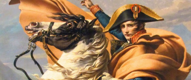 sfida tra Napoleone e Wellington