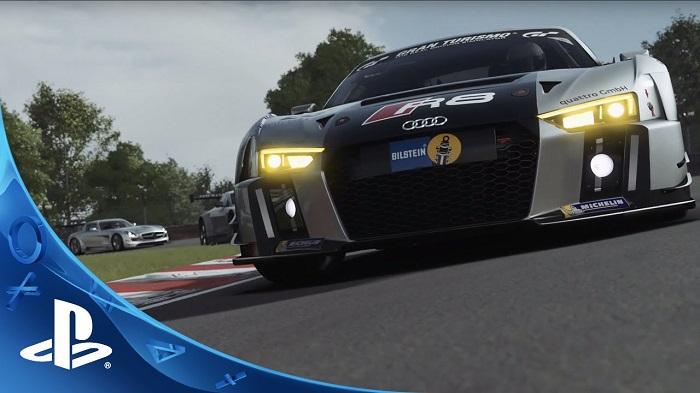 Gran Turismo Sport data di uscita