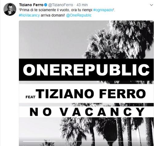 Tiziano Ferro OneRepublic