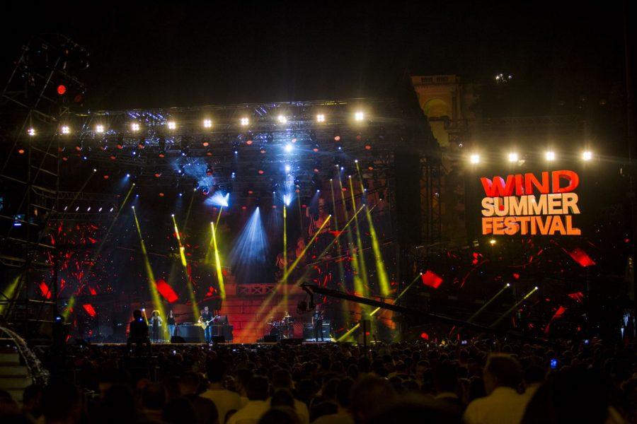 terza puntata del Wind Summer Festival