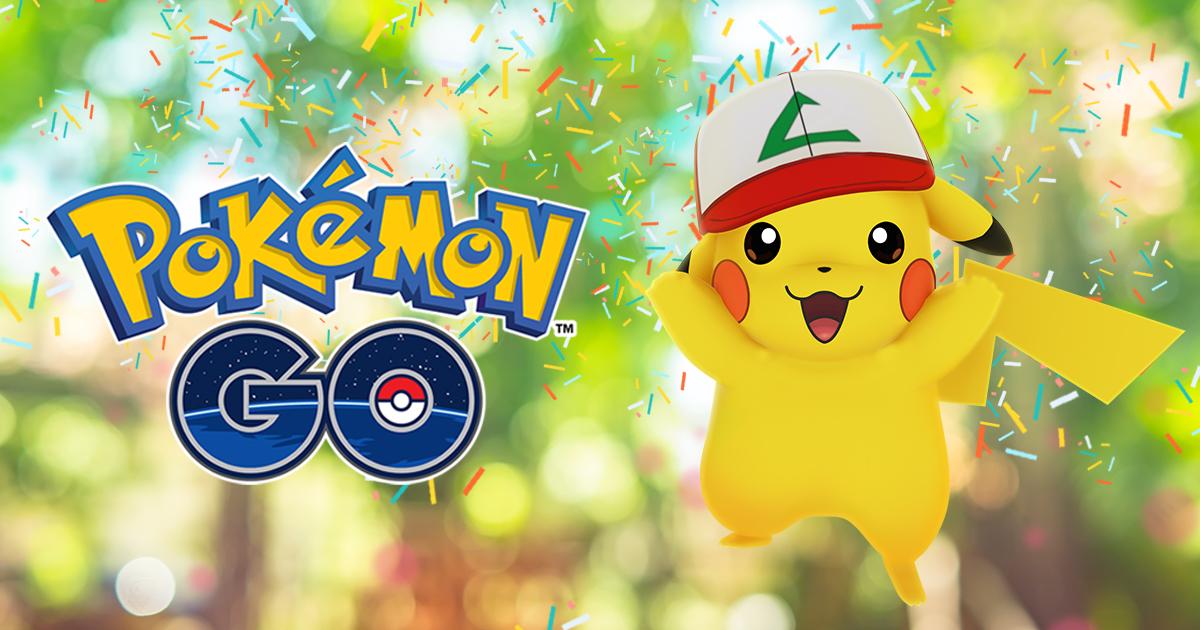 pikachu con il cappello di ash