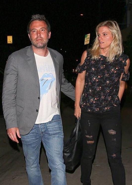 Ben Affleck si lascia indietro Jennifer Garner