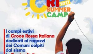 Al via le iscrizioni per i CRI Summer Camp 2017