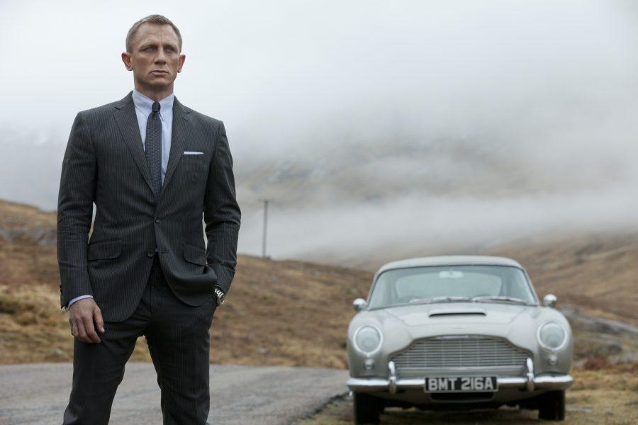 Daniel Craig è di nuovo 007