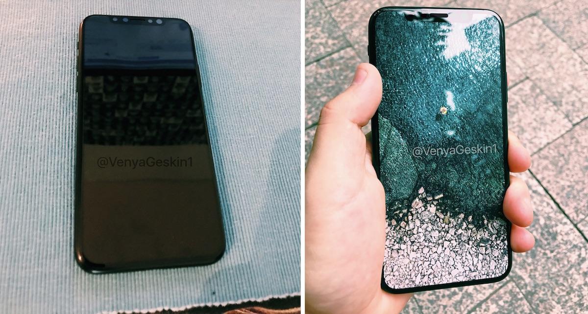 iphone 8 a tutto schermo