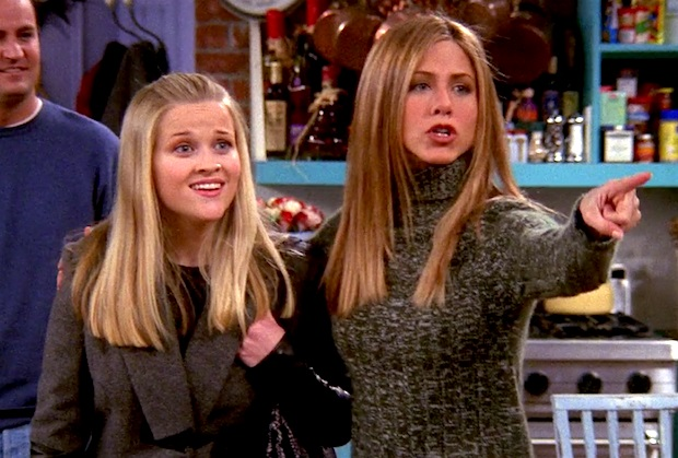 jennifer aniston e reese witherspoon friends