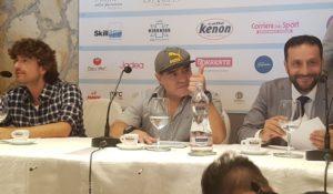 """Maradona cittadino di Napoli """"da quando indosso la 10"""""""