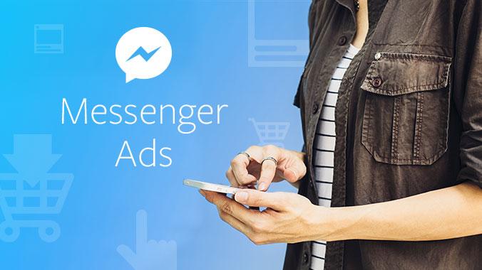 pubblicità su messanger