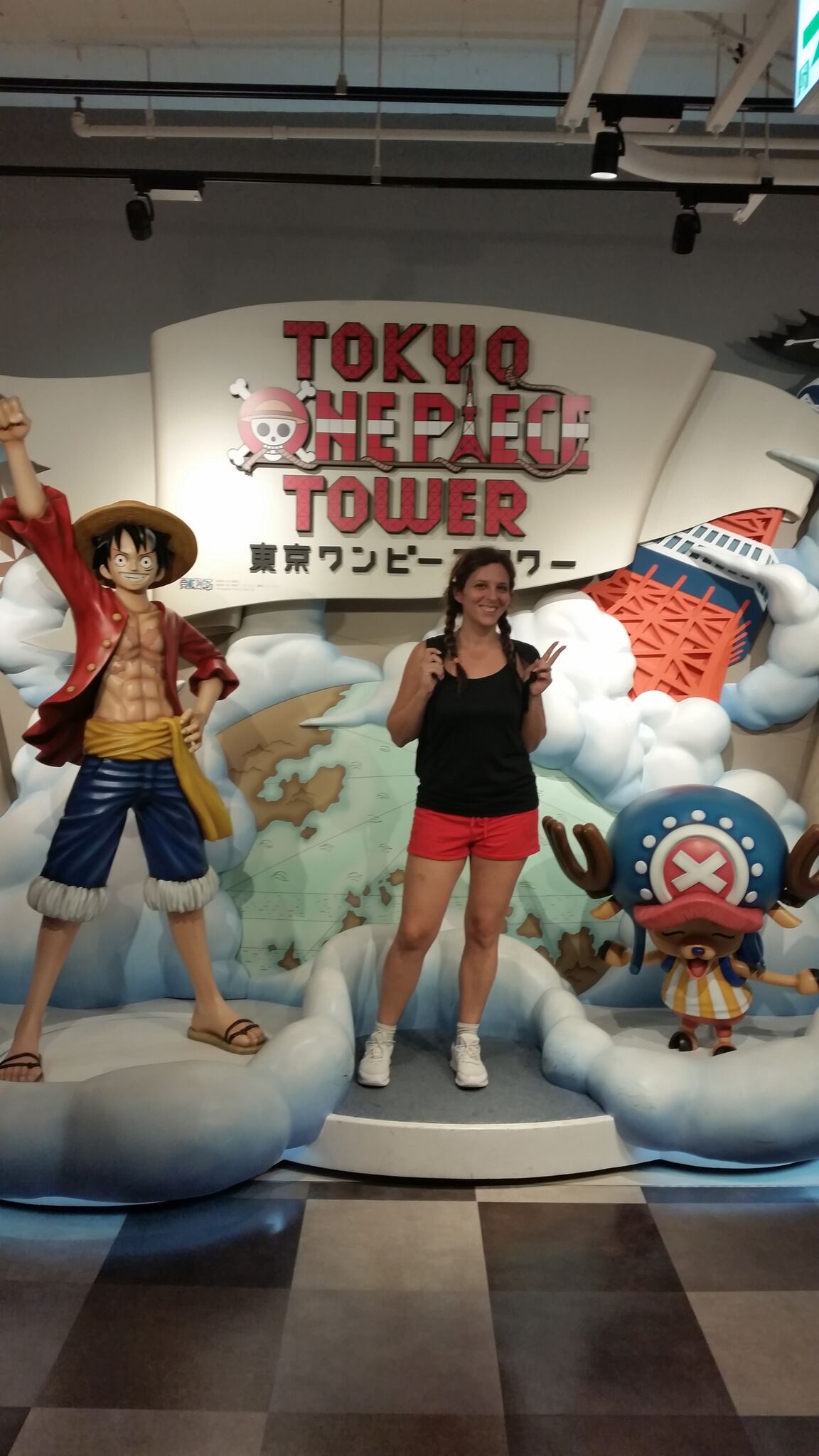 one piece tokyo tower(1)
