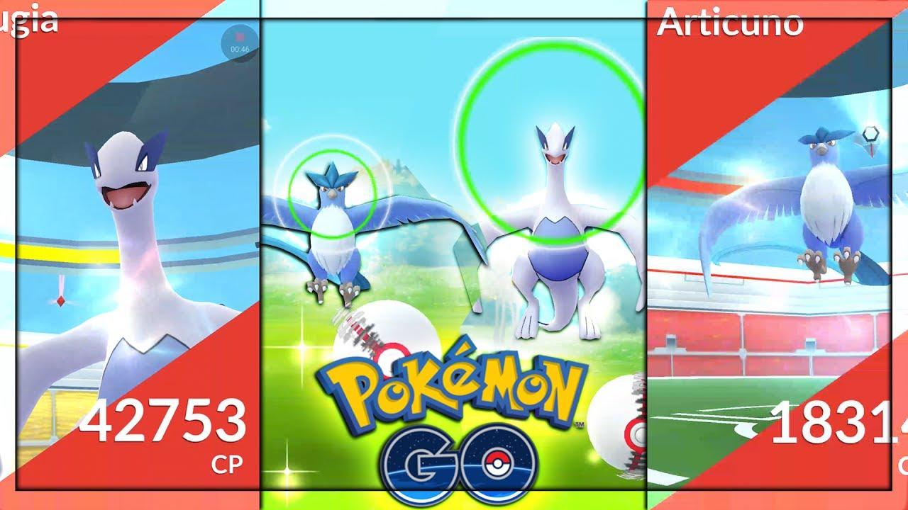 Pokémon GO, Niantic annuncia l'arrivo di Moltres e Zapdos