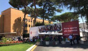 A Roma fra stand e conferenze, al via 'Porte Aperte alla Sapienza'