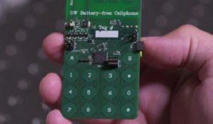 Il primo telefono senza batteria, un salto nel futuro? No, un passo indietro
