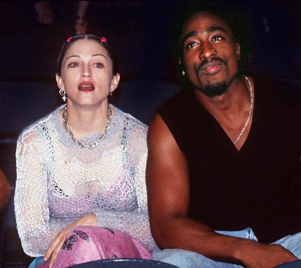 Tupac e Madonna