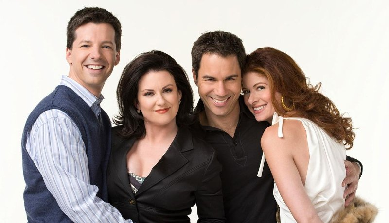 nuovo promo di will & grace