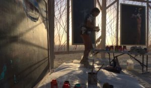 Storia di Nini, unica artista italiana presente al Burning Man