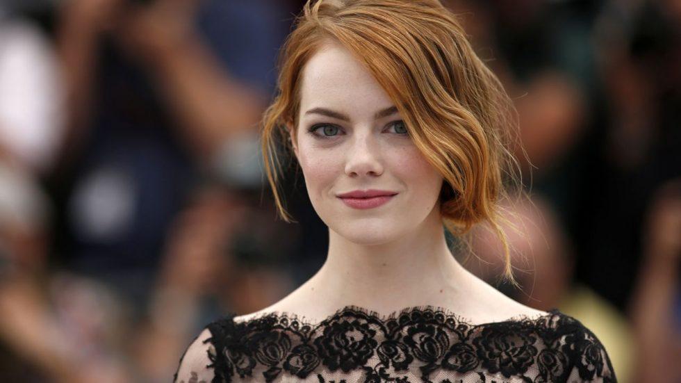 Emma Stone l'attrice più pagata del 2017