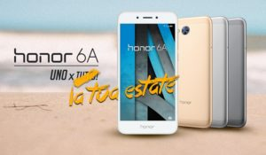 Honor 6A, prestazioni elevate per lo smartphone pensato per i giovani