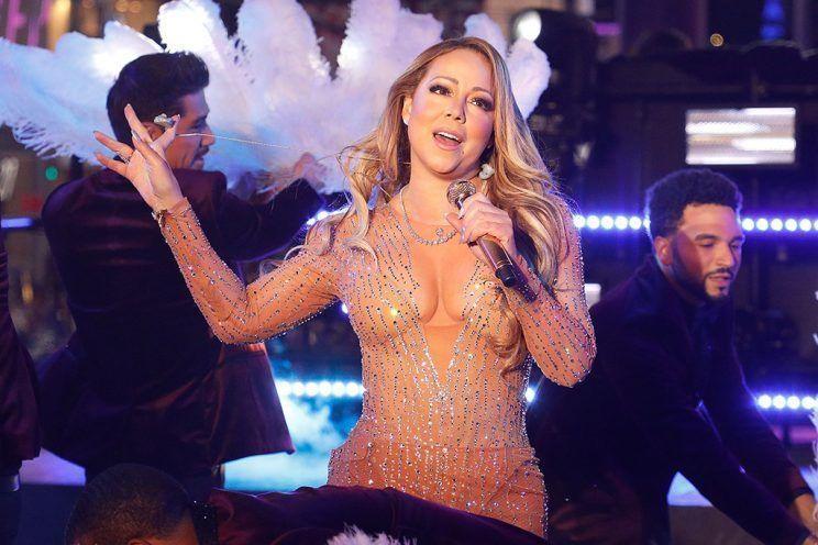 Mariah Carey ha ancora problemi di autostima
