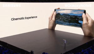 Samsung svela il suo nuovo phablet. Tutte le caratteristiche del Galaxy Note 8