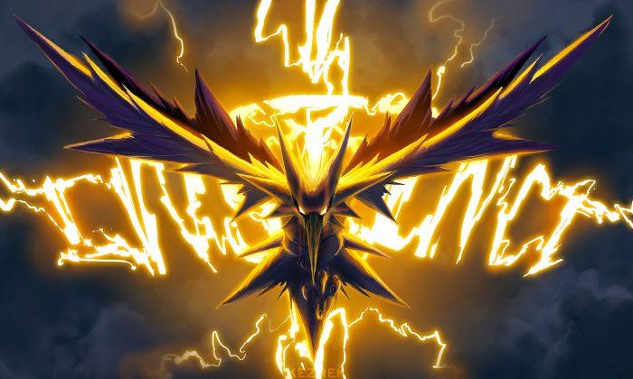 Moltres e Zapdos sono i prossimi Leggendari di Pokémon GO
