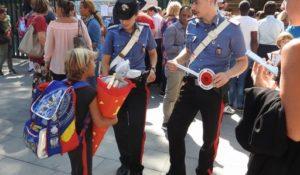 Riparte 'A scuola sicuri con i carabinieri'