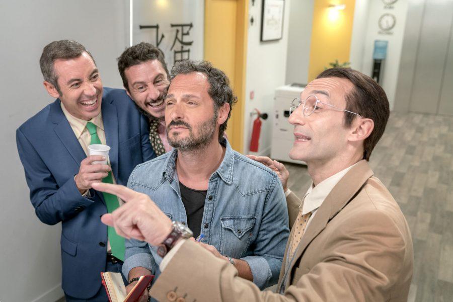 fabio troiano guest star di camera café