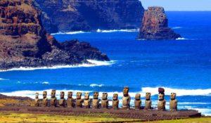 Isola di Pasqua, creata la più estesa area marina protetta del continente