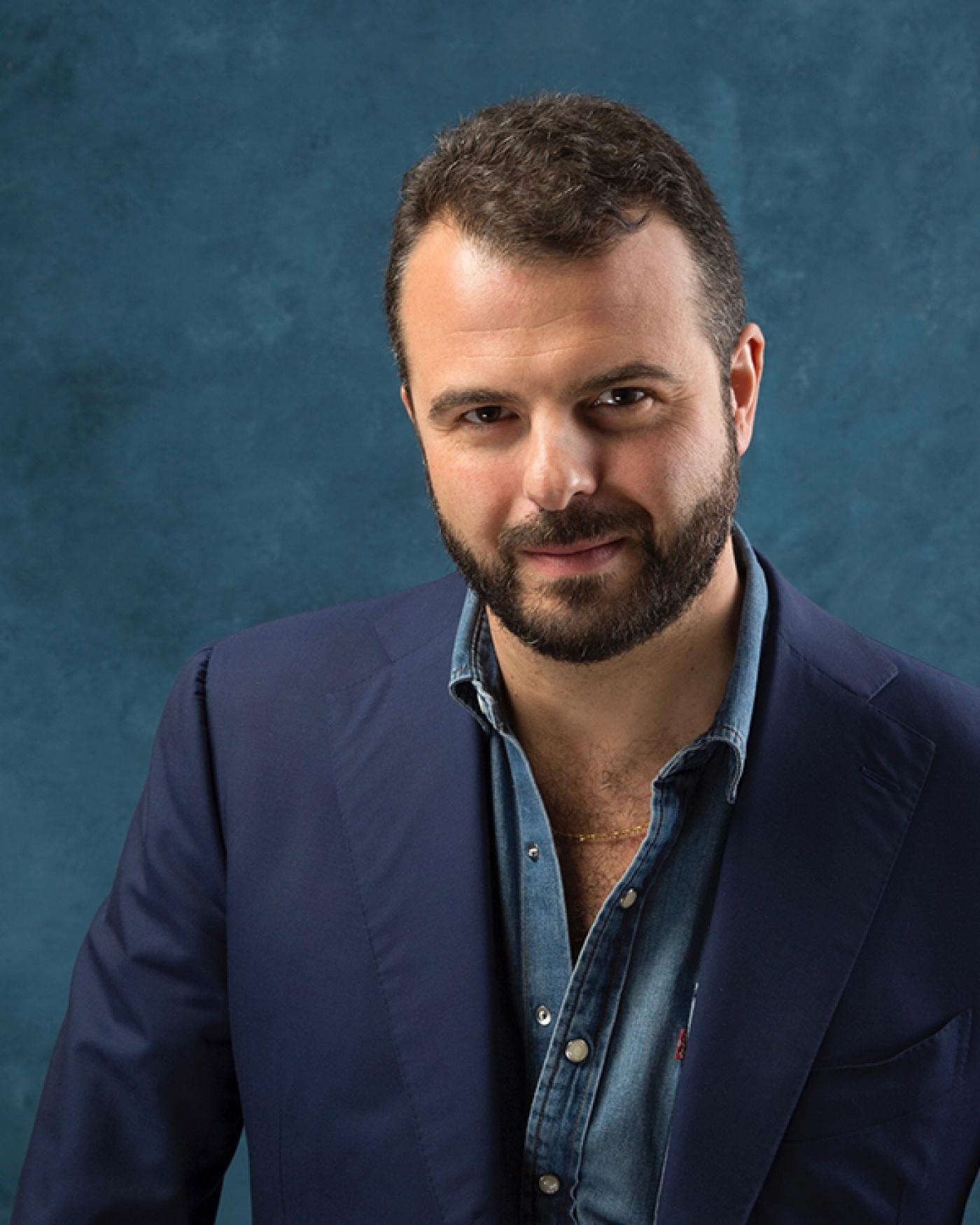 Edoardo De Angelis al Napoli Film Festival