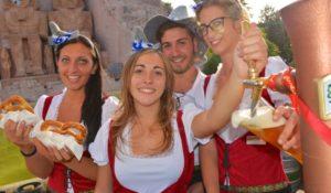 Gardaland Oktoberfest, il 16 settembre arriva la festa più golosa dell'anno