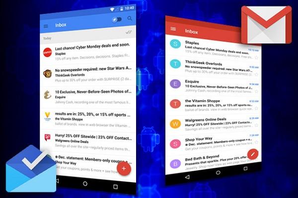 Gmail link sostituiscono testo