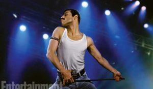 """Bohemian Rhapsody"", Rami Malek è Freddie Mercury nella prima foto del film"