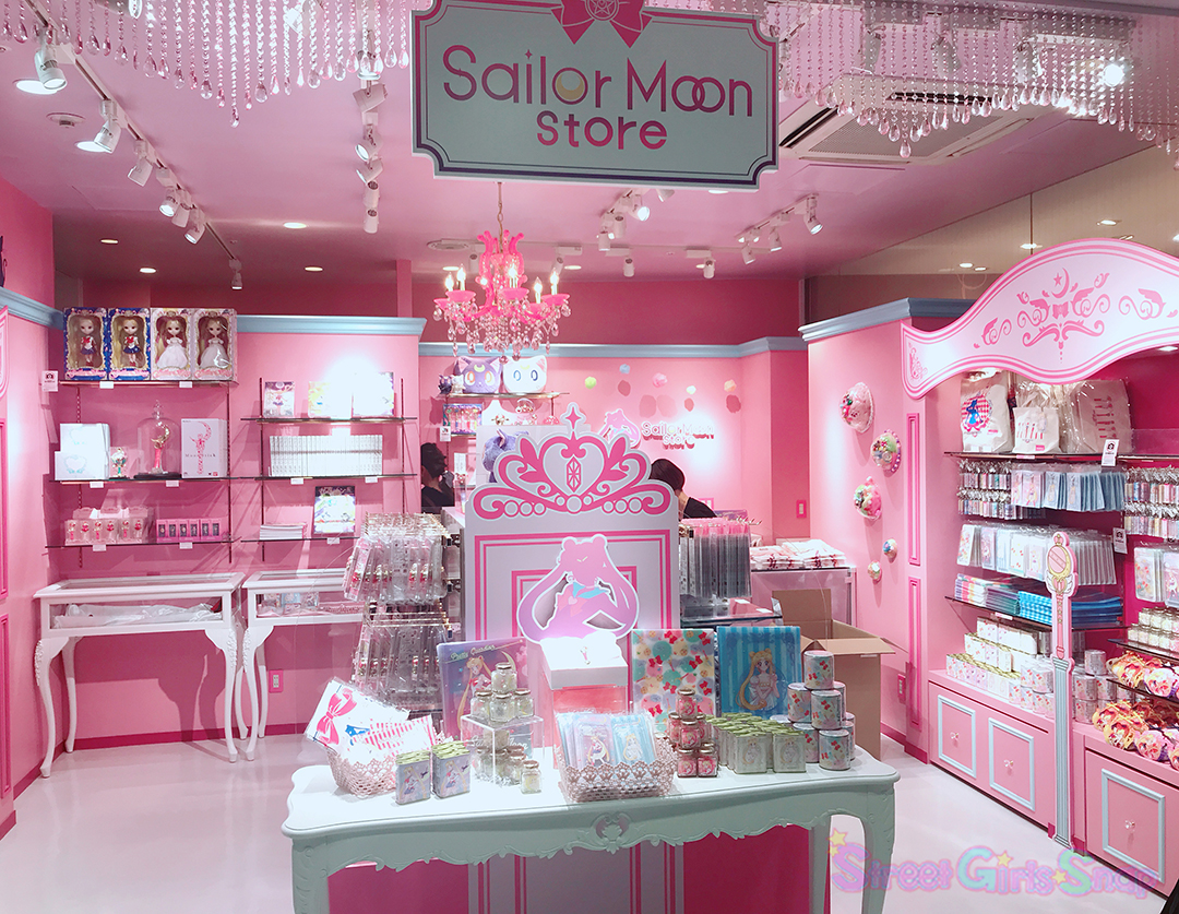 SAILOR MOON STORE (14)