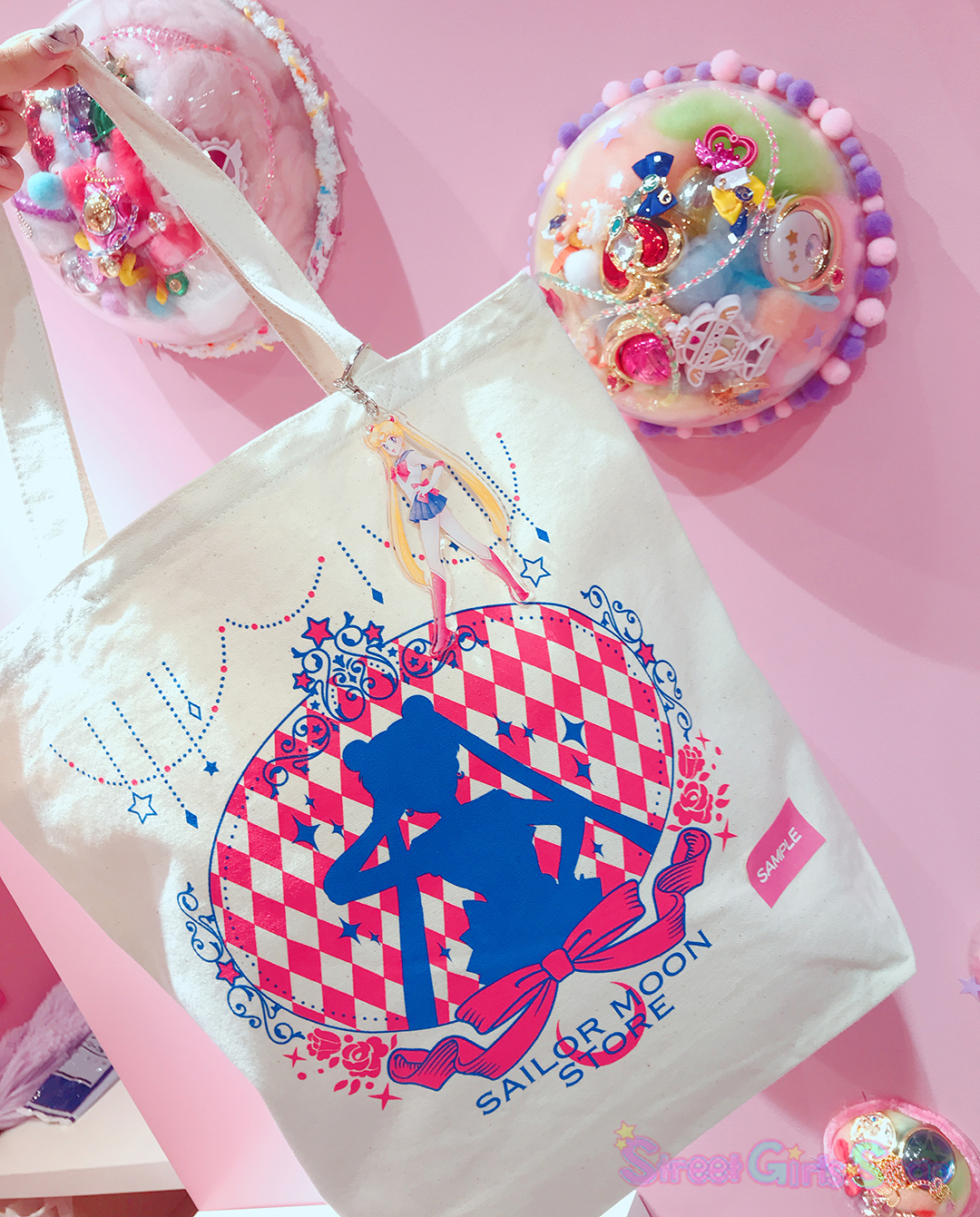 SAILOR MOON STORE (21)