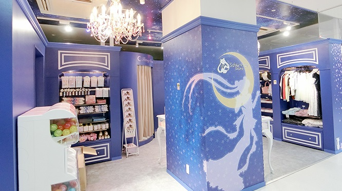SAILOR MOON STORE (3)