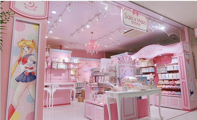 SAILOR MOON STORE (4)