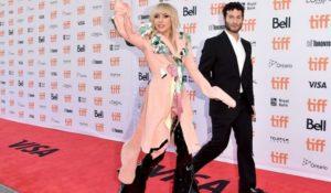 """Toronto Film festival Lady Gaga """"mi fermo, intendo rallentare un po'"""". Il video"""