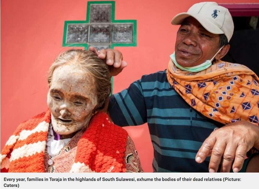 Tribù indonesiana (4)