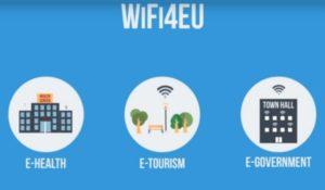 Wifi gratuito Europa dice sì, parte il progetto WiFi4EU
