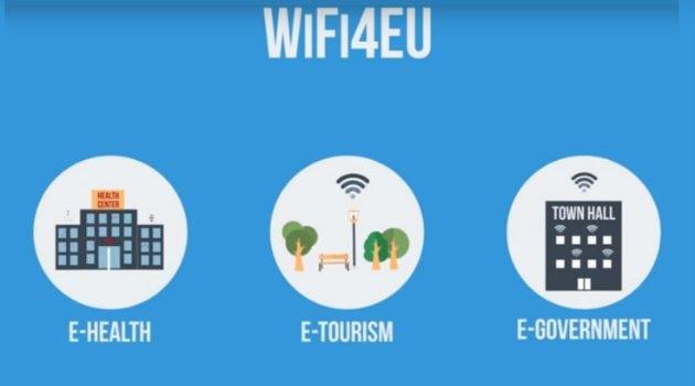 Wifi gratuito in tutta Europa