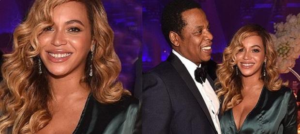 Beyoncé e Jay Z alla prima uscita pubblica dopo la nascita dei gemellini