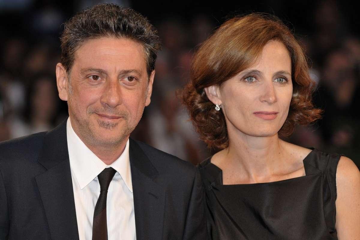 Sergio Castellitto e Margaret Mazzantini al napoli film festival