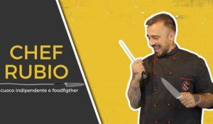 Da oggi con Chef Rubio si 'Cucina in tutti i Sensi'