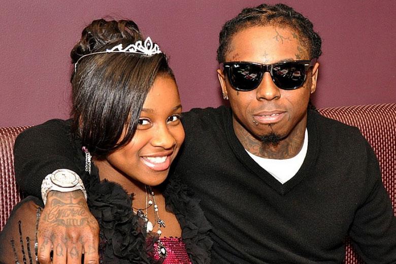La figlia di Lil Wayne