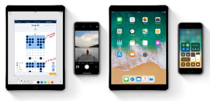 conto alla rovescia per iOS 11