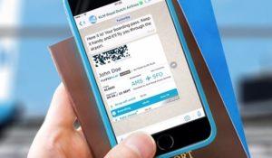 Accordo tra Klm e WhatsApp, il futuro dei viaggi aerei è nel social
